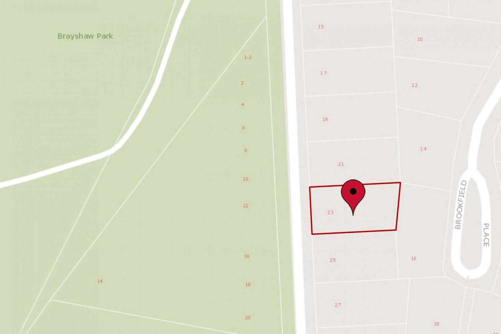 23 Arthur Baker Place, Redwoodtown #14 -- listing/11137/o.jpeg