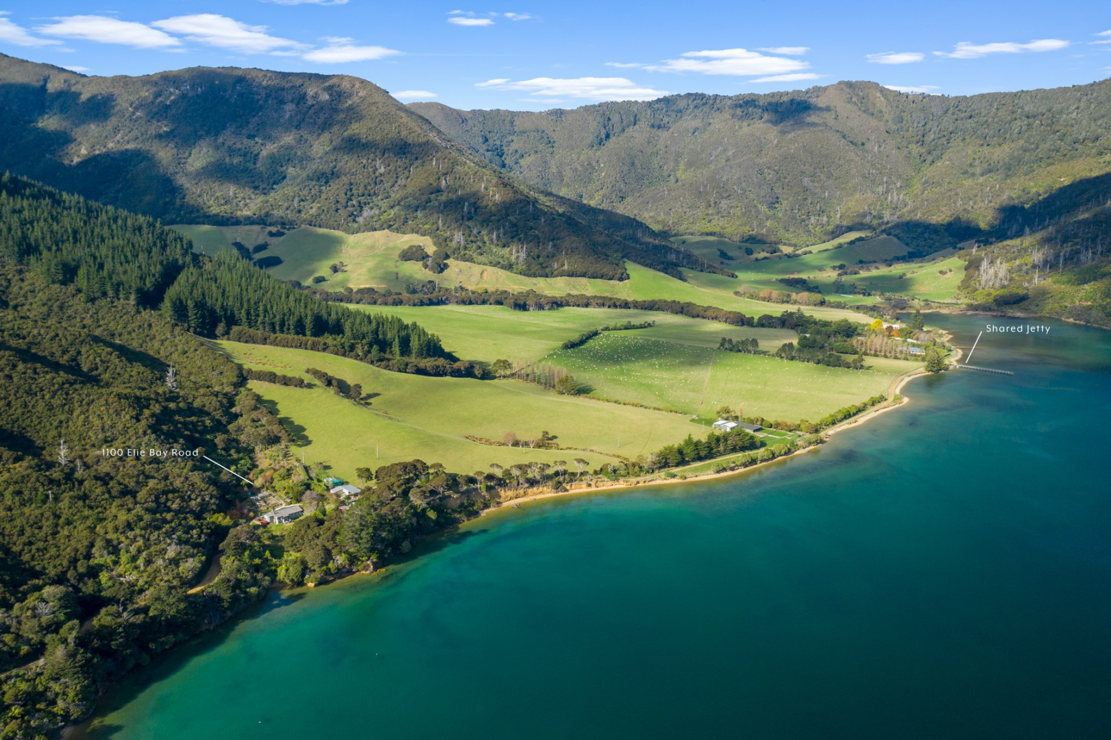 1100 Elie Bay Road - Crail Bay, Marlborough Sounds #2 -- listing/11168/a-v2.jpeg