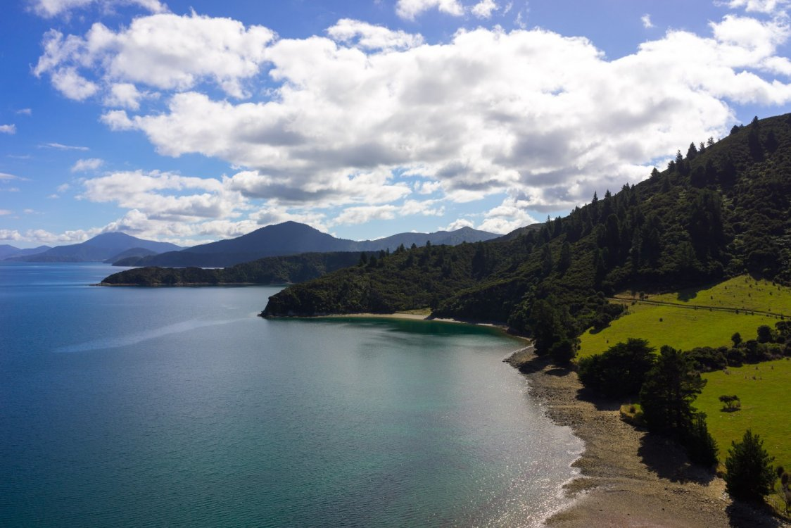 530 Clova Bay Road, Pelorus Sounds #10