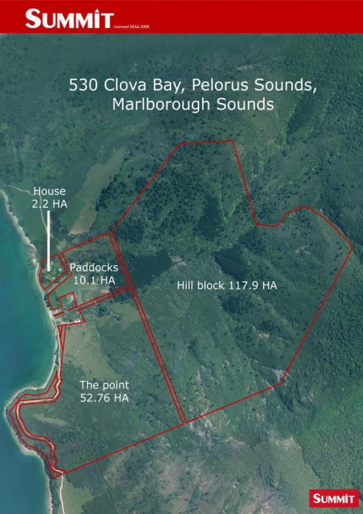 530 Clova Bay Road, Pelorus Sounds #13