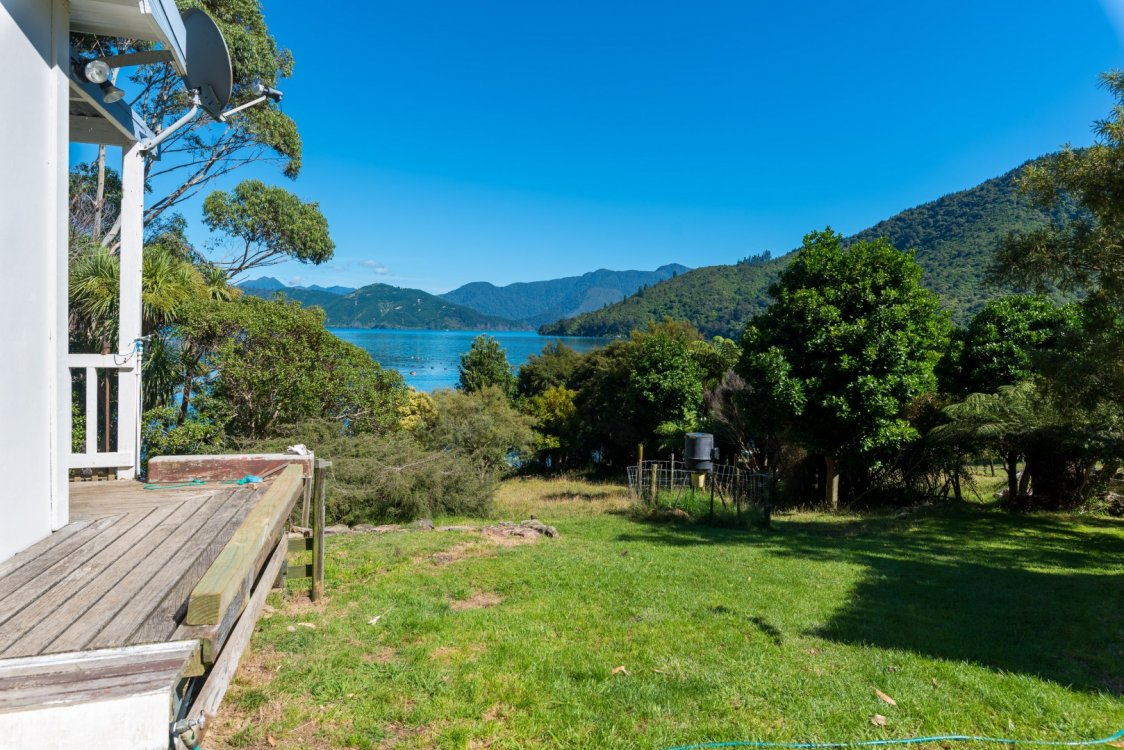 - Nikau Bay, Pelorus Sounds #15
