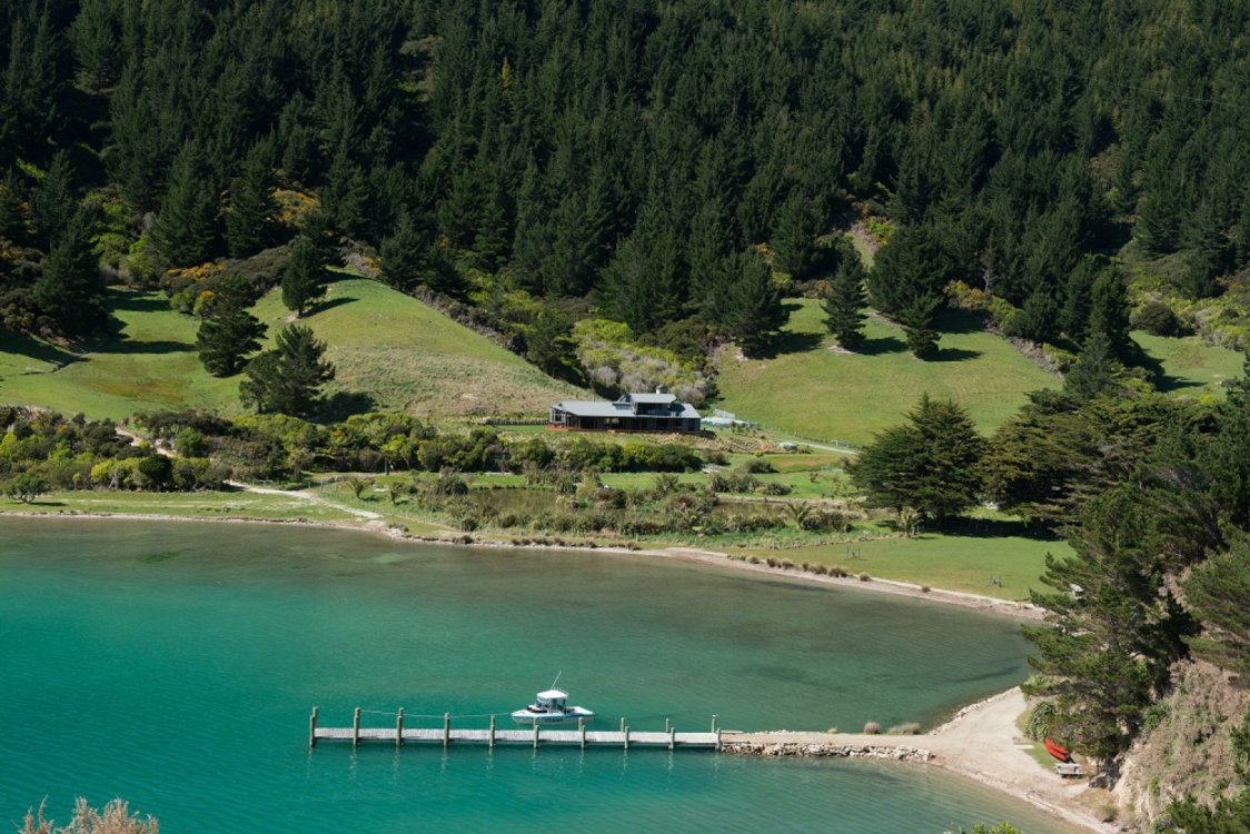 - Oyster Bay, Queen Charlotte Sound #3