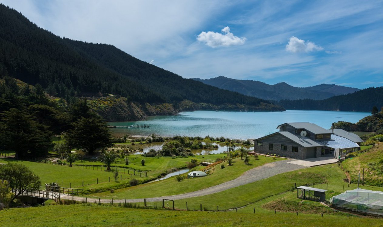 - Oyster Bay, Queen Charlotte Sound #4