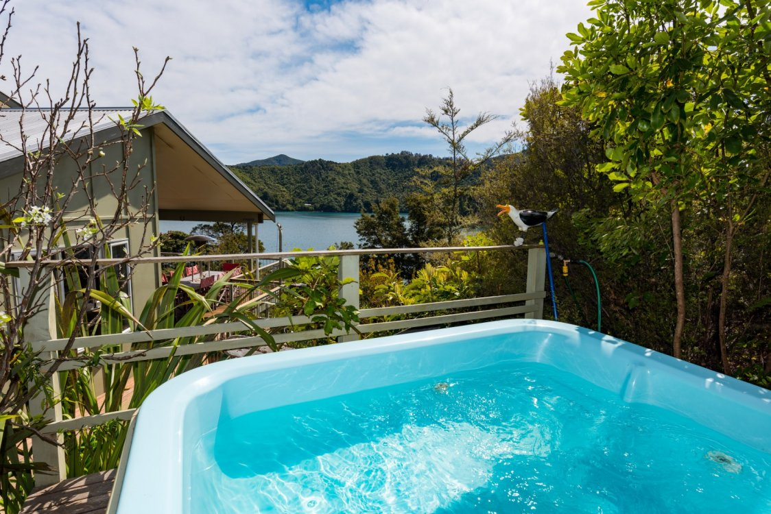 - Double Cove, Queen Charlotte Sound #7