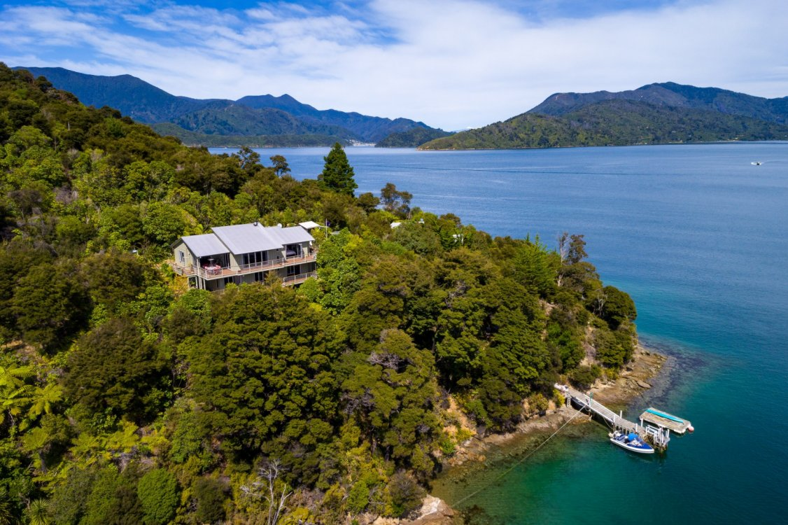 - Double Cove, Queen Charlotte Sound #1