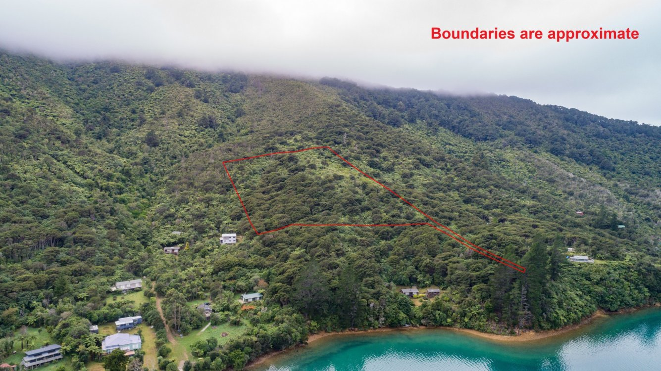 Lot 1 Miro Bay, Pelorus Sounds #1