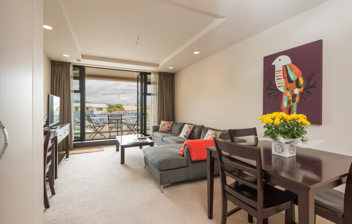 Unit 104, The Sands Apartments, Tahunanui #4
