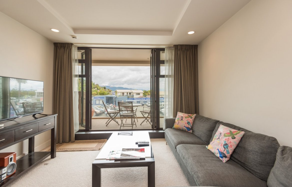 Unit 104, The Sands Apartments, Tahunanui #5