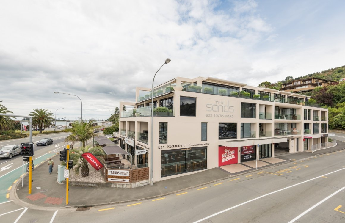 Unit 104, The Sands Apartments, Tahunanui #1