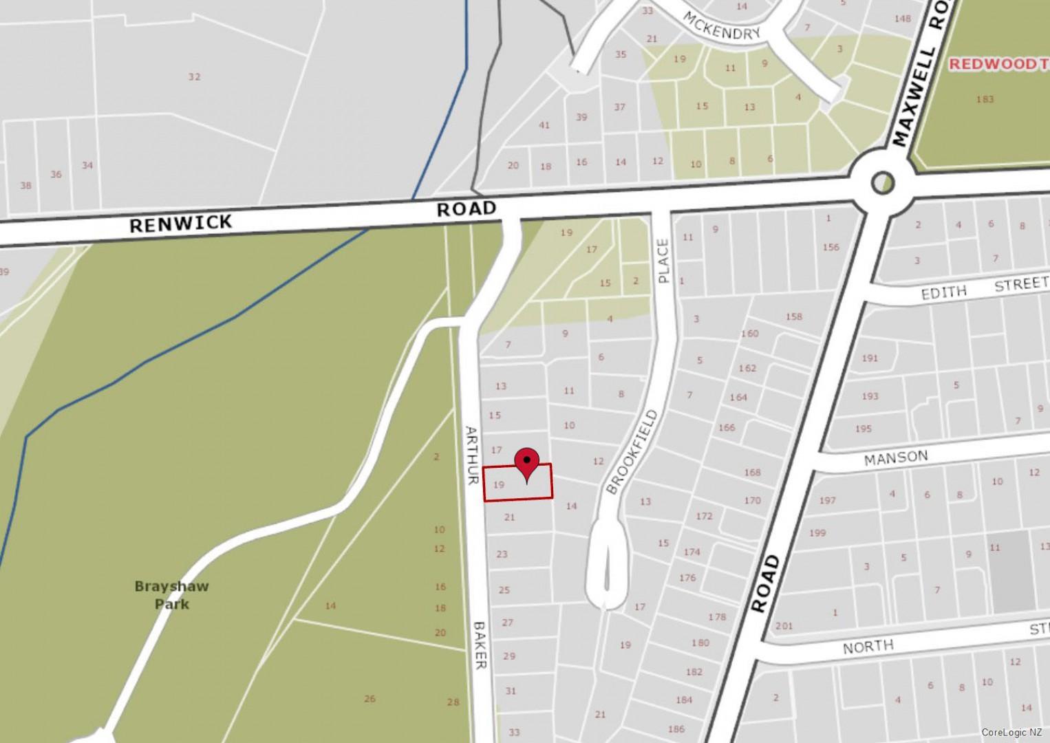 19 Arthur Baker Place, Redwoodtown #21 -- listing/9743/u.jpeg