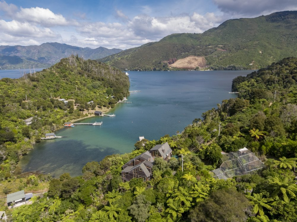 Lot 27 Fence Bay, Onahau, Queen Charlotte Sound #2