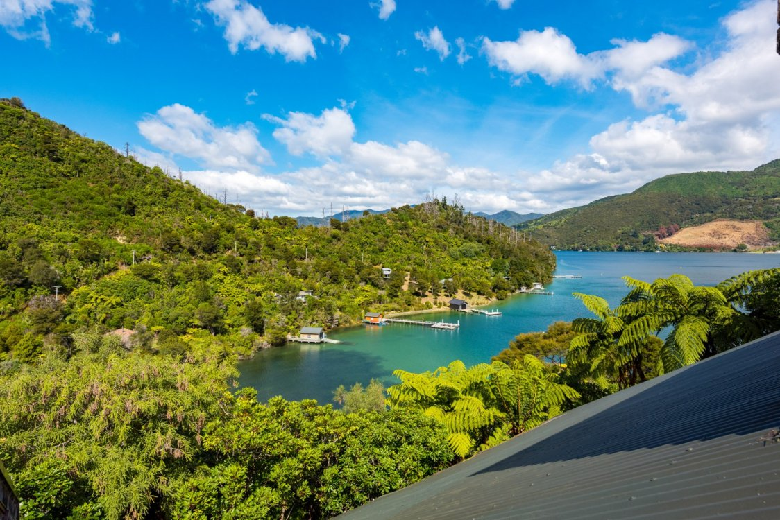 Lot 27 Fence Bay, Onahau, Queen Charlotte Sound #1