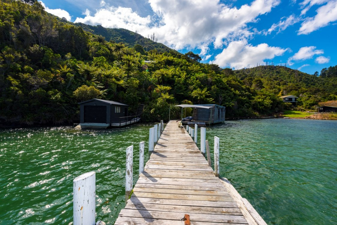 Lot 27 Fence Bay, Onahau, Queen Charlotte Sound #20